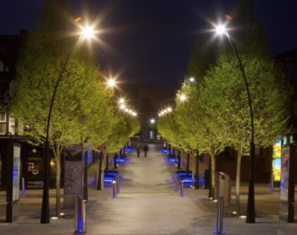 Эффективные осветительные приборы для наружного освещения и их преимущества