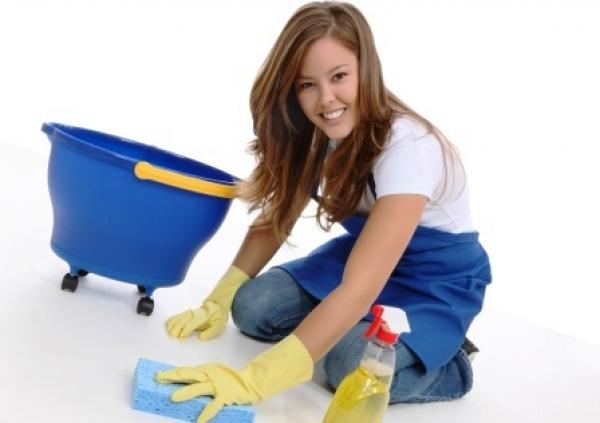 Полезные советы как сделать процесс уборки эффективным