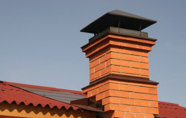 Классификация керамических труб для дымоходов: конструкция и разновидности