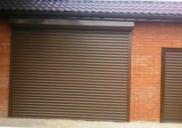 Автоматические гаражные ворота: все достоинства
