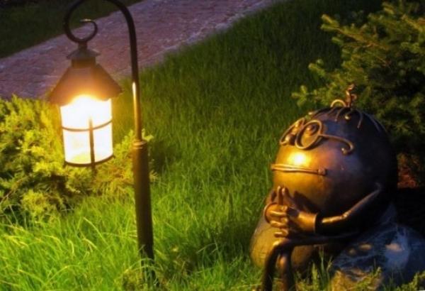 Особенности выбора уличных светильников
