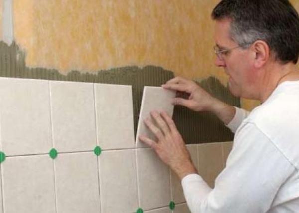 Как правильно укладывать плитку