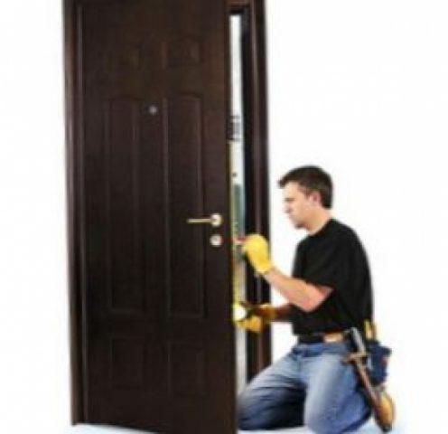 Входные двери: все этапы установки