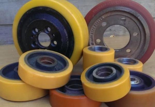 Как выбрать колеса для строительных тележек