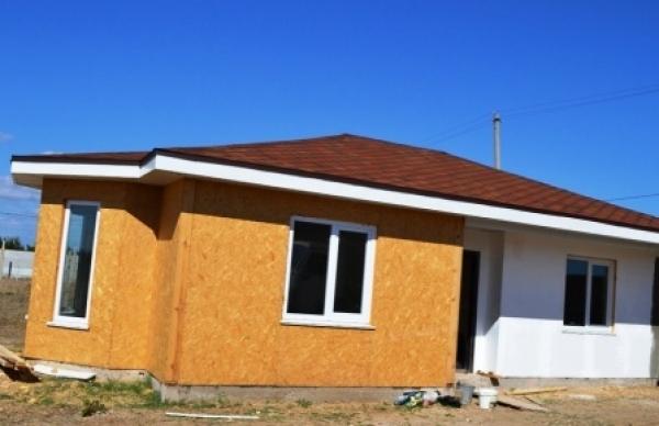 Основные достоинства быстровозводимых домов