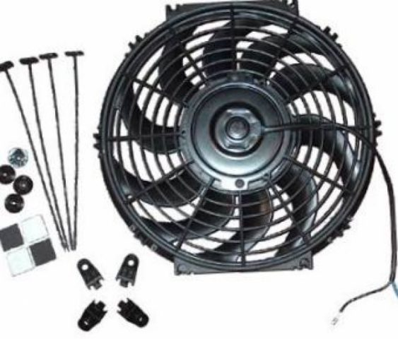 Какими бывают и для чего нужны вентиляторы охлаждения в автомобиле