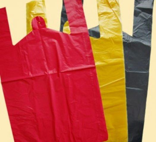 Пластиковые пакеты и виды сырья для их производства