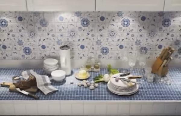 Выбираем керамическую плитку в ванную комнату и кухню