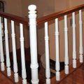 Перила для лестницы. Как выбрать, виды и советы от профессионала
