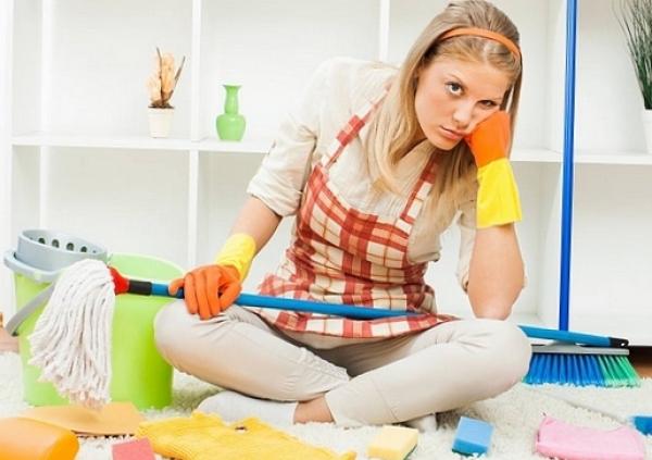 Чистота в доме – залог душевного здоровья