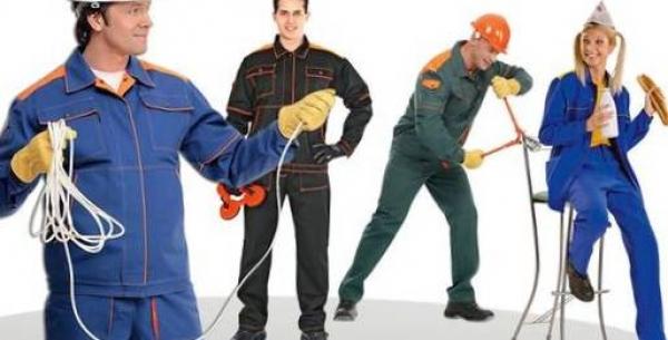 Как правильно выбрать спецодежду для ремонта и строительства