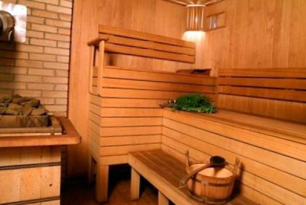 Брус – отличный материал для самостоятельного возведения бани