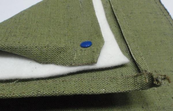 Специфические особенности брезентовой ткани. Способы ее применения Оцените материал