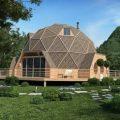 Преимущества и особенности купольного строительства