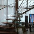 Лестницы из стали – сочетание стильности и практичности