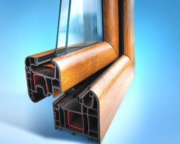 Подбор профиля для пластикового окна
