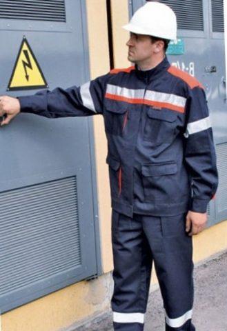 Спецодежда для электрика: безопасность и комфорт