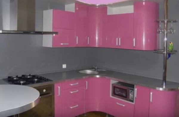 Модные направления современной кухонной мебели