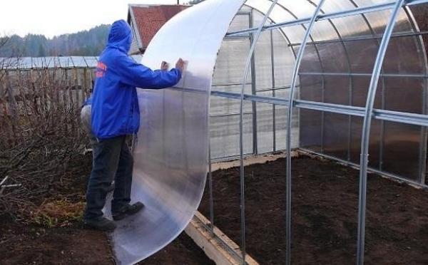 Технология самостоятельного монтажа сотового поликарбоната