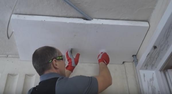 Пенополистирол для утепления фасада дома