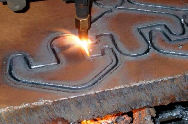 Уникальная технология лазерной резки листового металла