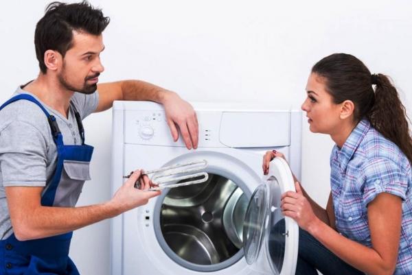 Пять причин, по которым может перестать нагреваться вода в стиральной машине