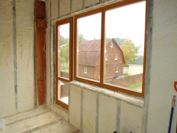 Как утеплить каркасный дом изнутри. Правильный выбор материала