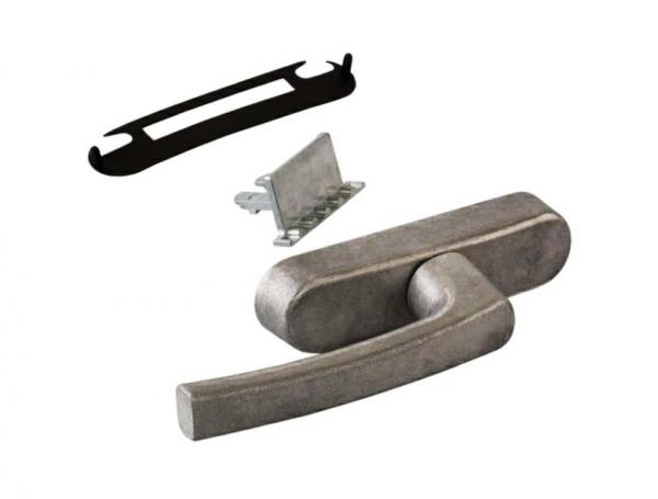 Использование алюминиевых профилей и дверей и их комплектация