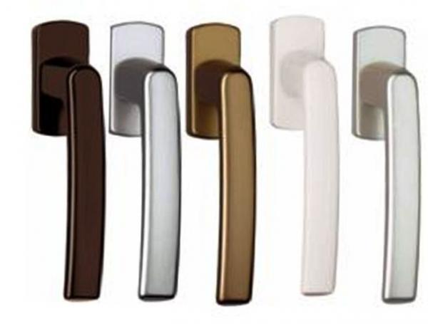 Ручки для пластиковых окон: особенности выбора и установки оконной фурнитуры
