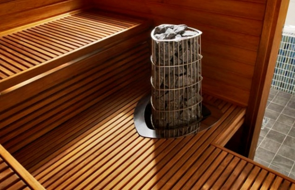 Выбор, установка электропечи для сауны
