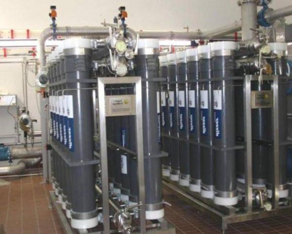 Ультрафильтрация воды, принцип действия данного метода