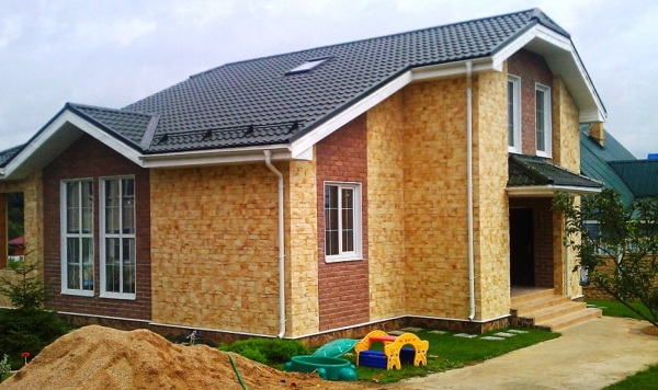 Дом из СИП-панелей и их преимущества
