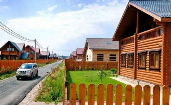 Сооружение дома за городом: как сэкономить?