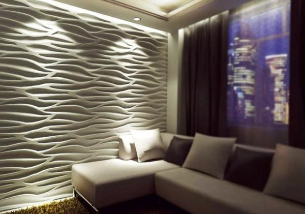 Все про декоративные панели из гипса: основные характеристики конструкций и методы их монтажа