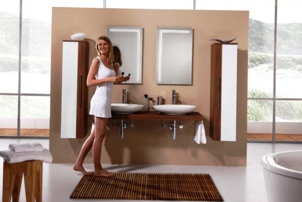 Выбор мебели для ванной: на что стоит обратить особое внимание