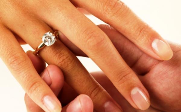 Выбираем бриллиант на кольцо – надежный и высококачественный