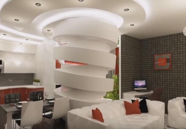 Особенности создания дизайн-проекта квартиры
