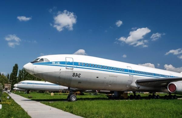 Технические газы в авиации