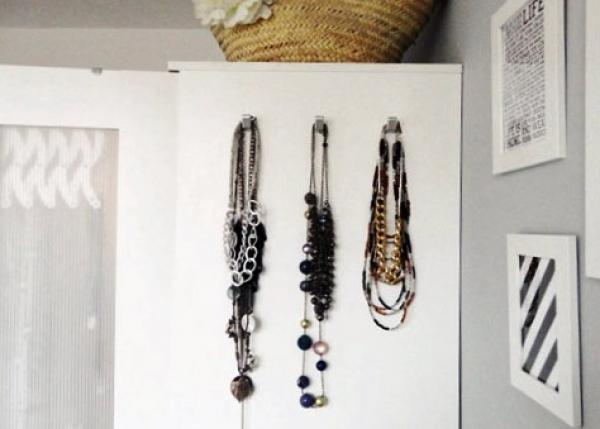 Где и как лучше хранить украшения в доме