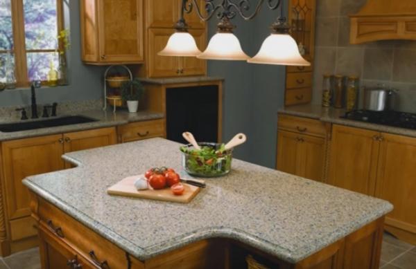 Выбор кухонной столешницы по ключевым параметрам