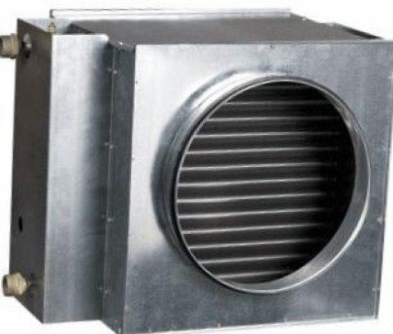 Канальные нагревательные приборы в вентиляционных системах