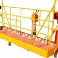Строительная люлька – необходимое оборудование для работы на высоте
