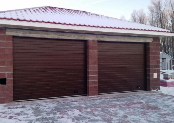 Лучшие ворота для гаража, какие они?