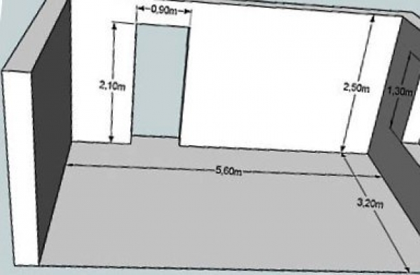 Как рассчитывается площадь жилой комнаты: правильная формула расчета