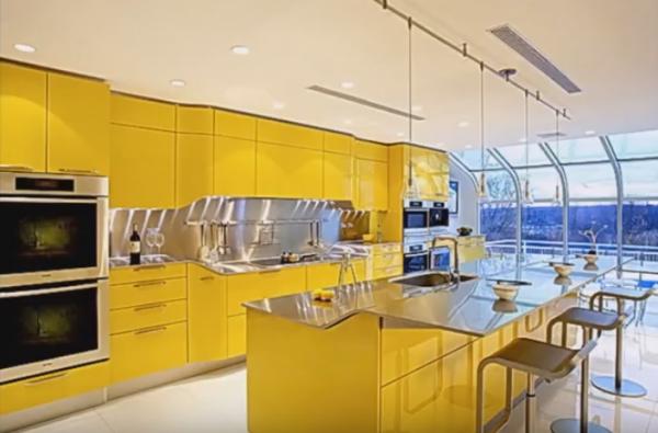 Правильно подобранная цветовая гамма для кухни ─ залог уюта и комфорта