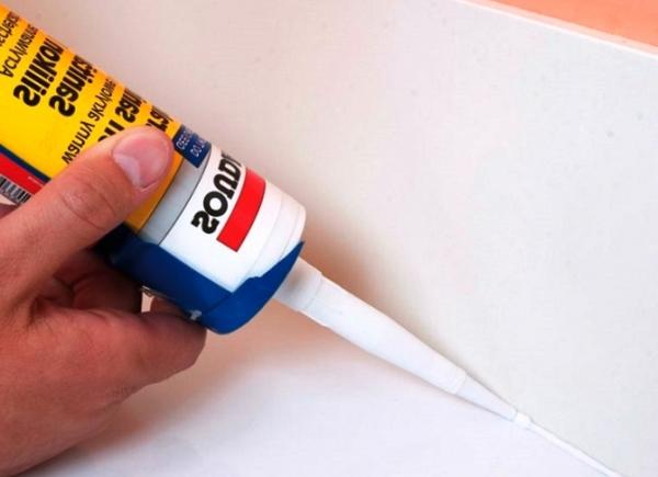 Чем можно разбавить силиконовый герметик, и как его удалить в случае необходимости