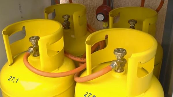Отопление дома с помощью сжиженного газа