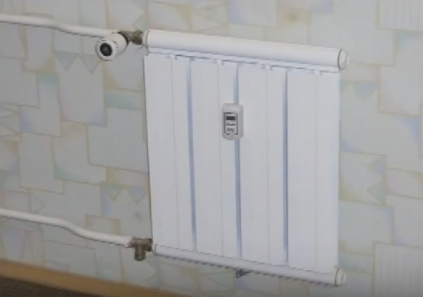 Учёт тепла в домах с вертикальной разводкой