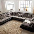 Выбор дивана для гостиной: цветовая гамма, стиль и комплектующие