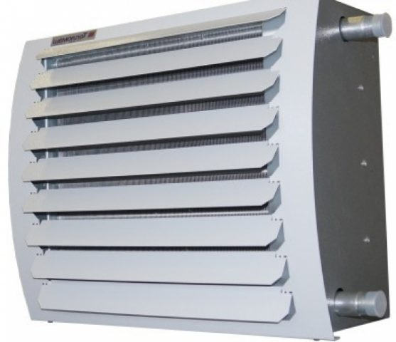 Тепловой вентилятор плюсы и особенности строения